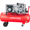 Компрессор масляный Kronwerk, 100 л 350 л/мин. 2.2 кВт