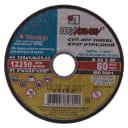Круг отрезной по металлу А54, 125х1х22 мм