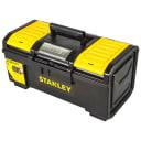Ящик для инструмента Stanley 480х266х236 мм, пластик, чёрный/жёлтый