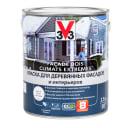 Краска для деревянных фасадов V33 база А 2.5 л