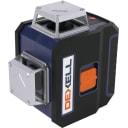 Уровень лазерный Dexell NL360 на штативе, дальность до 20 м