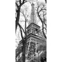 Фотообои флизелиновые «Эйфелева башня» 100х200 см