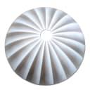 Плафон для подвеса Ассоль, цвет белый