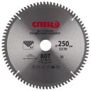 Диск пильный по цветному металлу 250x32/30 мм Спец 0521003, 80 Т