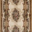 Дорожка ковровая «Мега 403» полипропилен 1.2 м цвет бежевый