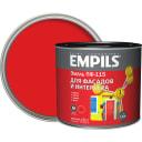 Эмаль ПФ-115 Empils PL цвет красный 2.5 кг