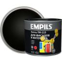 Эмаль ПФ-115 Empils PL цвет чёрная 2.5 кг