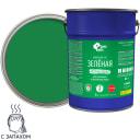 Эмаль ПФ-115 Простокраска цвет зелёный 5 кг