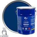 Эмаль ПФ-115 Простокраска цвет синий 5 кг