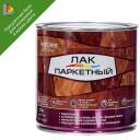 Лак паркетный алкид-уретанановый Eurotex Exclusive глянцевый бесцветный 0.75 л