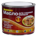 Масло для садовой мебели Akvateks DIY бесцветный 0.5 л
