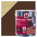 Масло для фасадов и террас V33 цвет орех 2.5 л