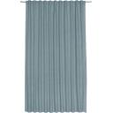 Штора на ленте «Лукс» 200х260 см цвет бирюзовый