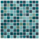 Мозаика Artens Fsn 30х30 см, стекло, цвет серый