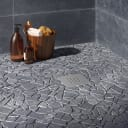 Мозаика Artens Opus 30.5х30.5 см мраморная цвет чёрный