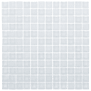 Мозаика Artens Glass 30х30 см стекло цвет белый