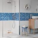Мозаика Artens «Shaker», 30х30 см, стекло, цвет синий/голубой