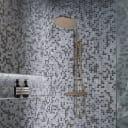 Мозаика Artens Fsn 30х30 см, стекло, цвет чёрный