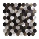 Мозаика Artens, 28.8х29.2 см, цвет коричневый