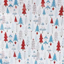 Бумага упаковочная «Дед Мороз» белая 50х70/2 листа