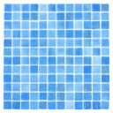 Мозаика «Iris Antiqua» 31х31 см цвет голубой