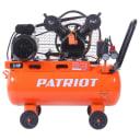 Компрессор масляный Patriot LRM 50-430R, 50 л 430 л/мин 2.2 кВт