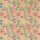 Бумага упаковочная крафт «Цветы» 50х70/2 листа