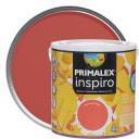 Краска Primalex Inspiro 2,5 л Красный мак