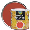 Краска Primalex Inspiro 2,5 л Красные Помпеи
