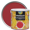 Краска Primalex Inspiro 2,5 л Динамический красный