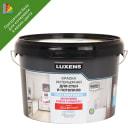 Краска для колеровки для стен кухни и ванной Luxens прозрачная база C 2.5 л