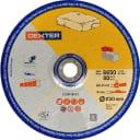 Диск зачистной по камню Dexter, 230x6x22 мм