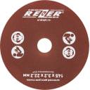 Круг шлифовальный Rezer 1/4 0.325 3/8