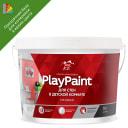Краска для колеровки для стен и потолков Parade «Diy 7 PlayPaint» прозрачная база C 5 л