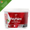 Краска для колеровки для стен и потолков Parade «Diy 7 PlayPaint» прозрачная база C 9 л