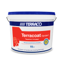 Штукатурка декоративная Terraco Standart шагрень 0.5 мм 25 кг