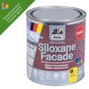 Краска для колеровки фасадная Siloxane Facade прозрачная база 3 0.9 л