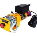 Лебедка электрическая Калибр ЭЛБА-1130, грузоподъёмность до 1130 кг
