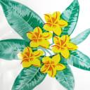 """Скатерть Пикник """"Тропики"""", прямоугольная, 160х120 см, цвет зеленый"""
