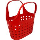 Корзинка Soft 7.6 л, цвет красный