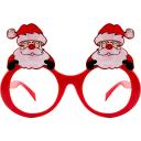 Очки маскарадные «Дед Мороз»