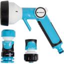 """Набор Пистолет-распылитель для полива Cellfast Eco Plus с коннекторами 3/4"""" 4 режима"""