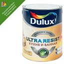 Краска для колеровки для кухни и ванной комнаты Dulux UR прозрачная база BC 4.5 л