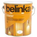 Покрытие защитно-декоративное для дерева Belinka Interier цвет белый 2.5 л