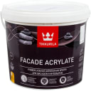 Краска фасадная Facade Acrylate 2.7 л цвет белый