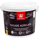 Краска фасадная Facade Acrylate 5 л цвет белый