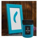 Краска акриловая Aturi цвет бирюзовый 60 г