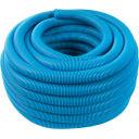 Труба гофрированная Ø32 мм 30 м цвет синий