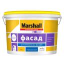 Краска фасадная Marshall «Фасад» 9 л цвет белый