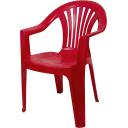 Кресло Romantik, цвет красный